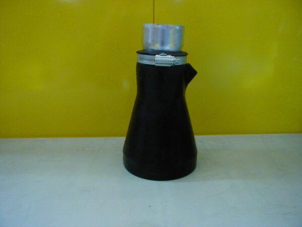 Abgastrichter 52 - 100 mm