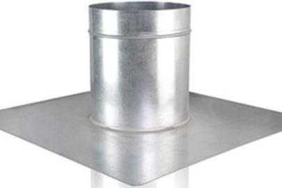 Dachdurchführung-Flachdach Kaltdach