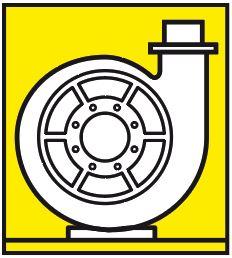 Mitteldruckventilatoren Typ M