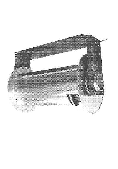 Motorschlauchaufroller ohne Schlauch